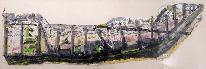 Hopkinton Flats by Patrick Steele
