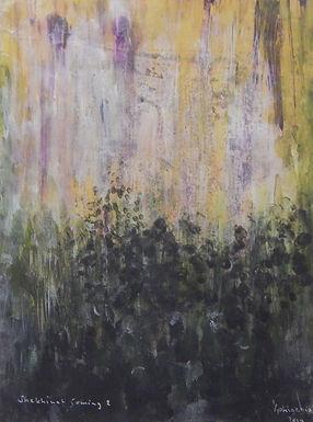 Shekhinah Coming by Iphigenia Burg