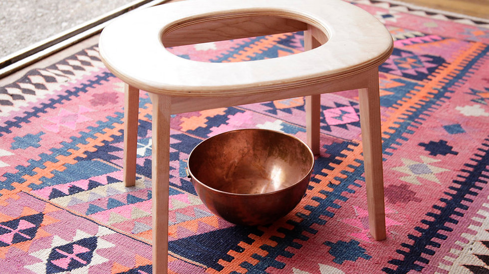 Yoni Steam Stool