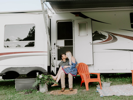 The secret life in an RV