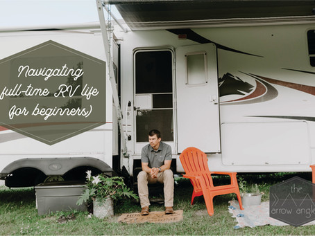 Navigating full-time RV life for beginners