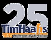 TimHaahs 25th Anni. Logo.PNG