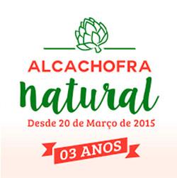 Alcachofra Natural