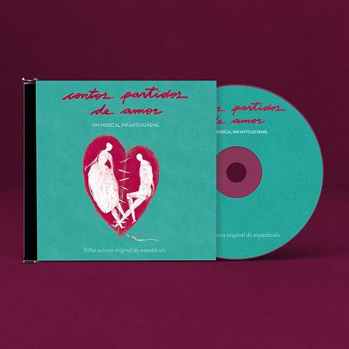 CD - Contos Partidos de Amor