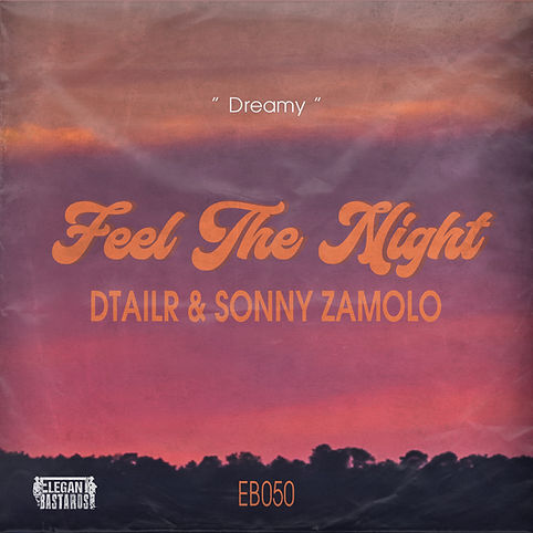 EB050 - DTAILR, Sonny Zamolo - Feel The