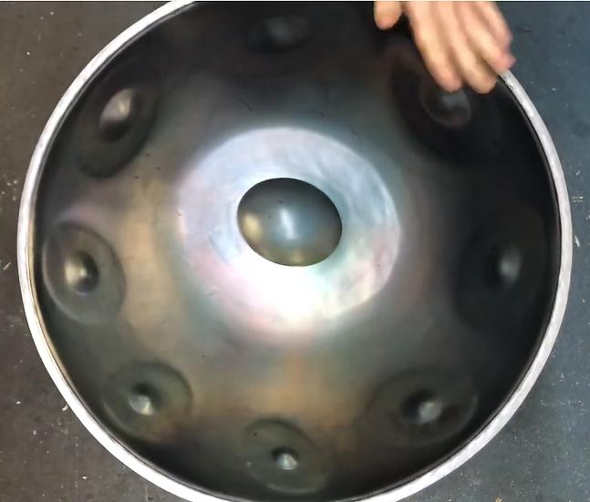Low Gong Low - Azure Series - (C), G, A, C, D, E, G, A, C