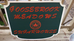 GooseBrook Meadows Sugar House