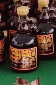 Premium Bourbon Barrel Aged Maple Syrup 500 ML