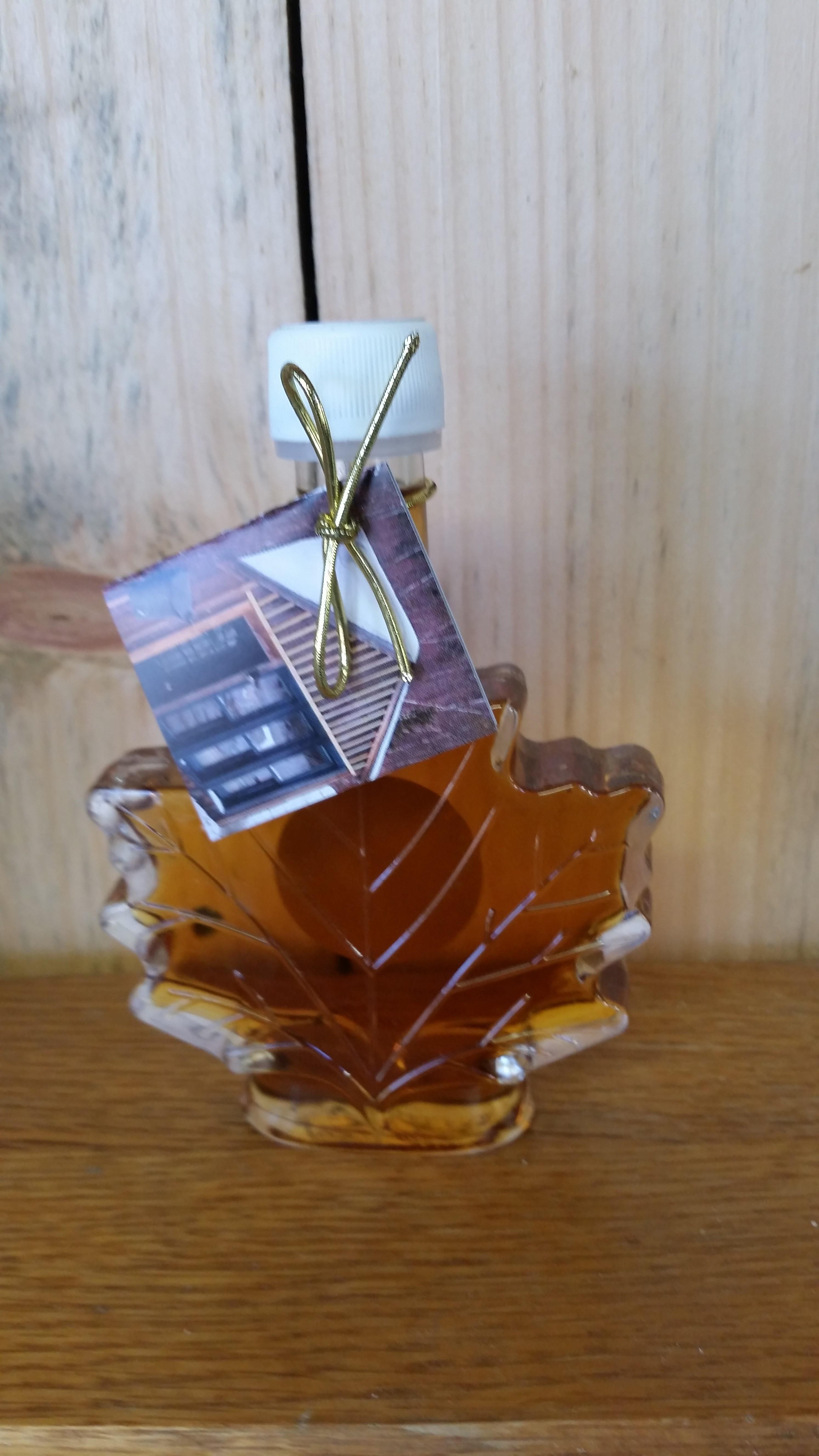 Decorative Maple Leaf Container