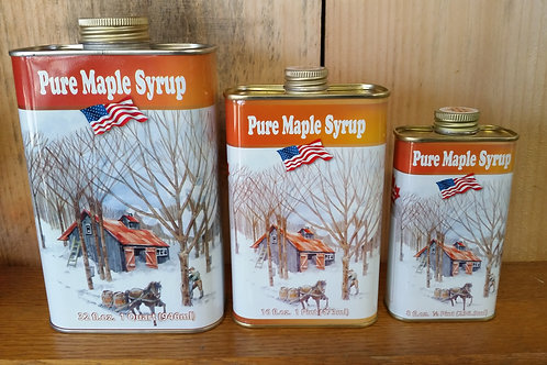 100% Pure NH maple syrup - 1 pint