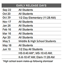 early release days.png