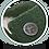 Thumbnail: Birkenstock Zermatt Dark Green Wool Felt