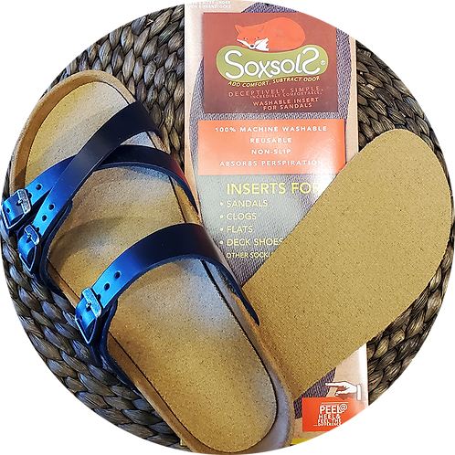 Soxsols Footbed Liners