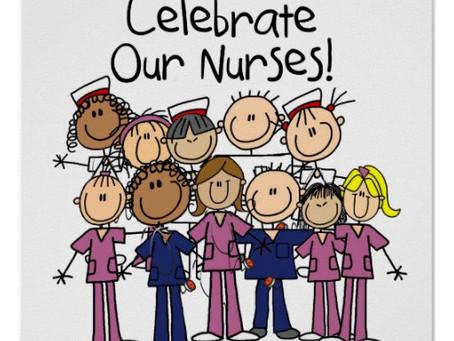 Appreciating Nurses....