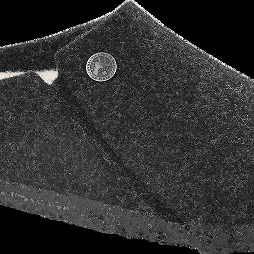 Birkenstock Zermatt Anthracite Wool Felt