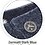 Thumbnail: Birkenstock Zermatt Dark Blue Wool Felt