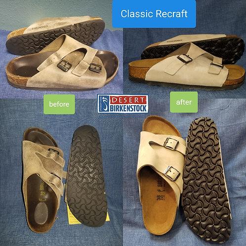 Birkenstock Recraft - Classic Footbed