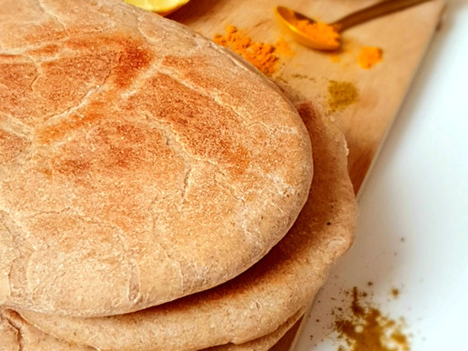Whole grain Pita Bread