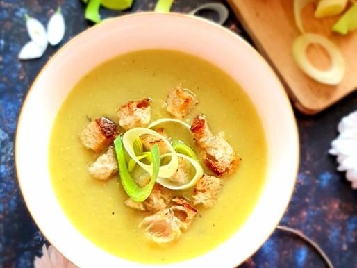 Rýchla pórová polievka