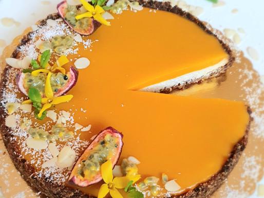 Cocos - Mango Cheesecake