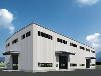 工場倉庫の設計施工