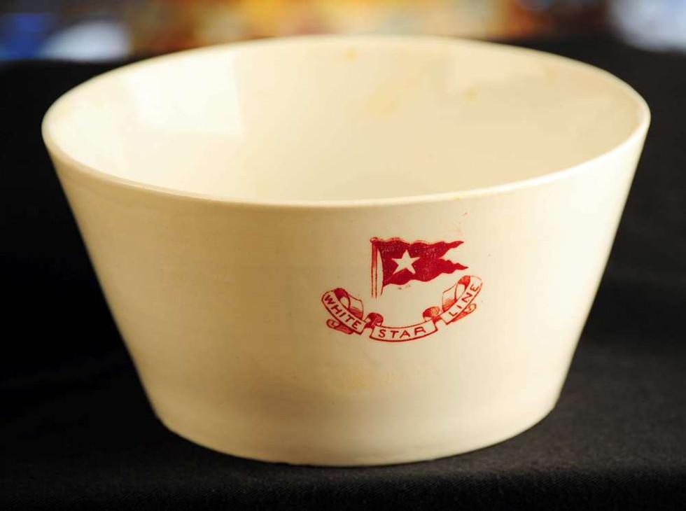 Third Class bowl