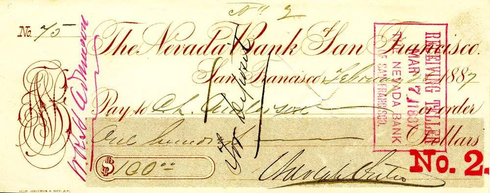 1887 Feb 28, Adolf Sutro