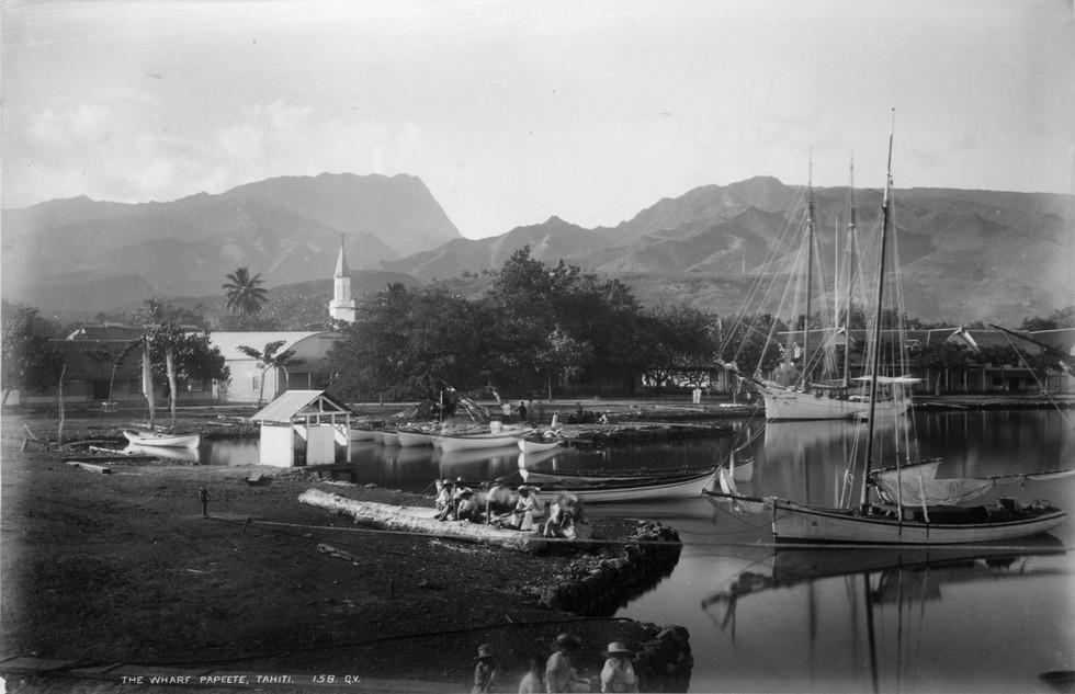 Papeete, Tahiti 1887..jpg