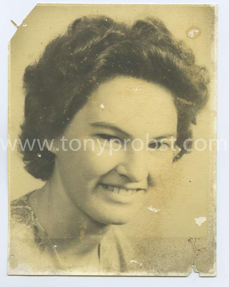 1962 Betty Christian