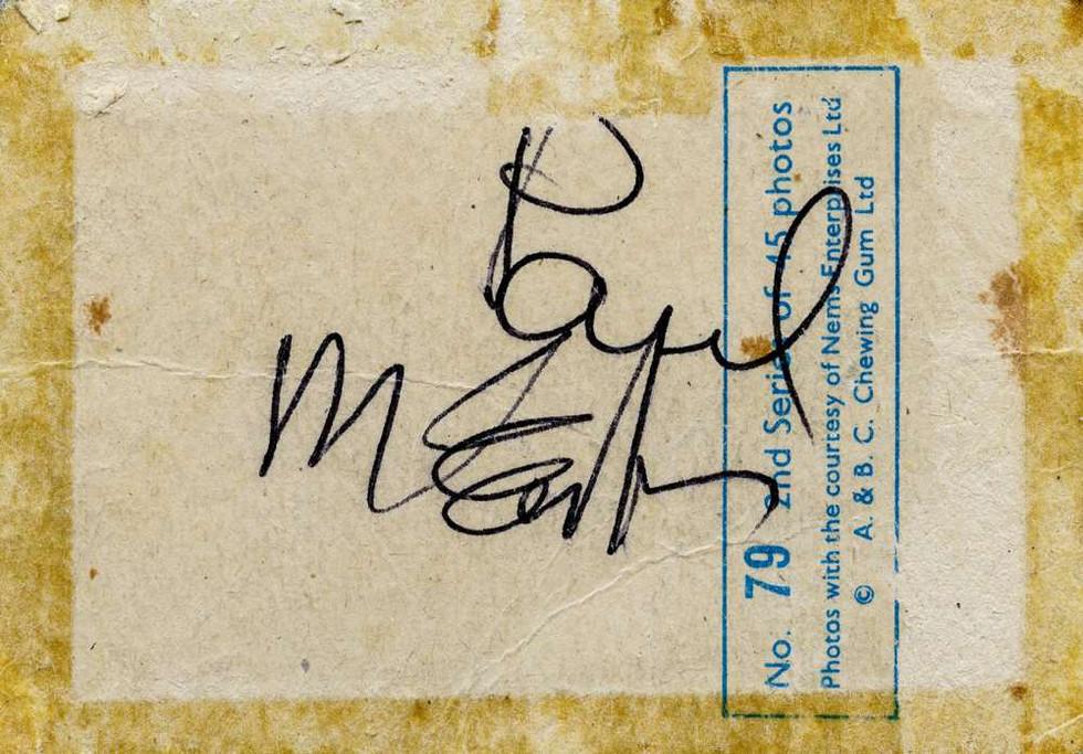 1965 Sept 19 Paul McCartney