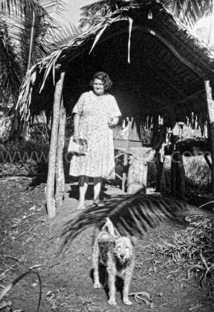 1937 Hyacinth M Clark, Dog Major