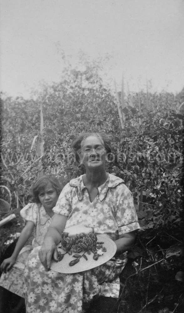 1932 Ada McCoy Christian grand daughter of Ema Young  Or Glenda Young and Hilda Christian