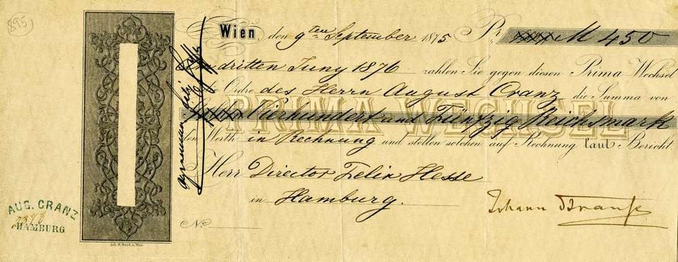 1875 Sept 9, Johann Strauss