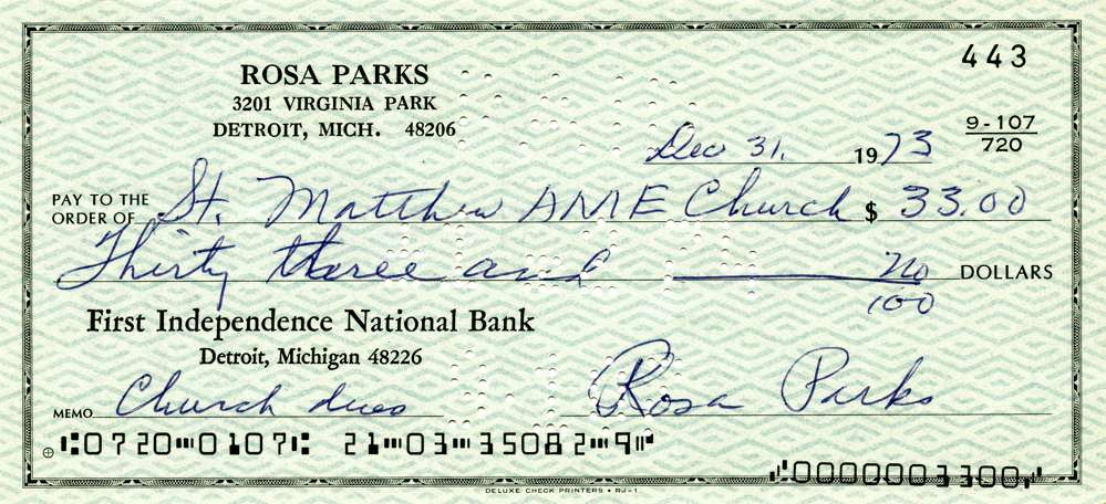 1973 Dec 31 Rosa Parks