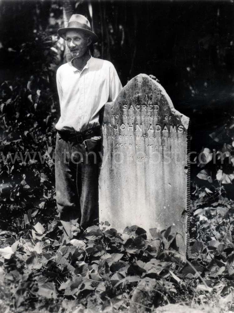 1935 April John Christian