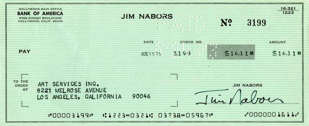 1973 Aug 15, Jim Nabors