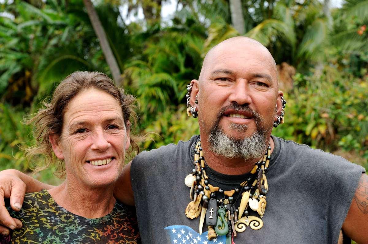 Sue O'Keefe & Pawl Warren