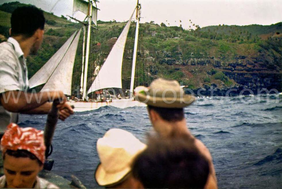 1948 Jan 29 Yankee 4th World Cruise