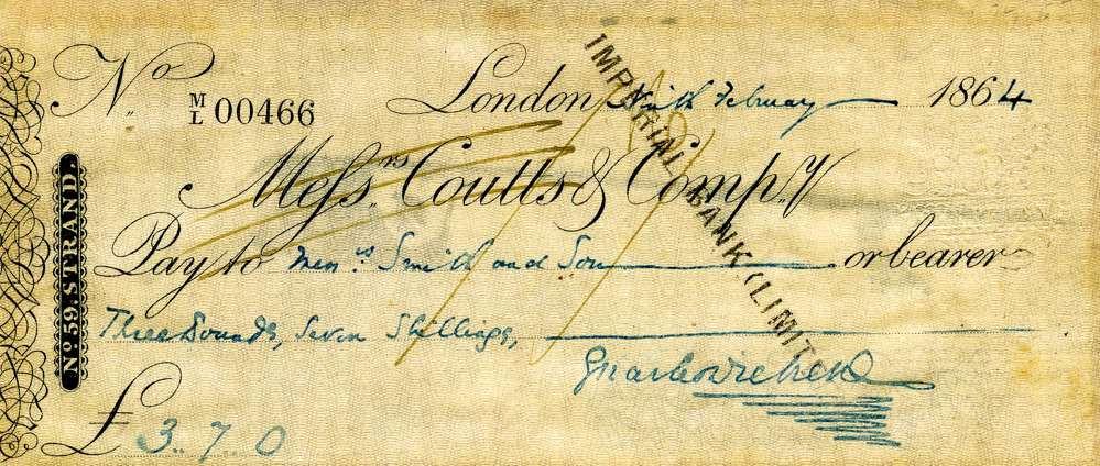 1864 Feb 9, Charles Dickens