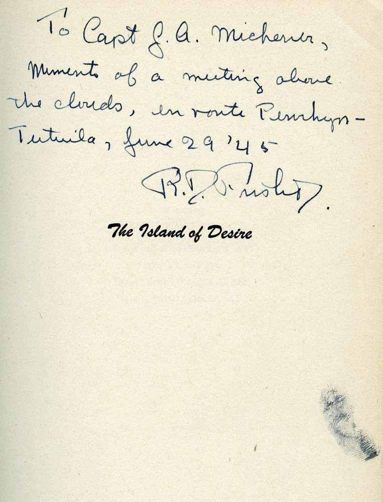 1945 June 29 Robert Dean Frisbie