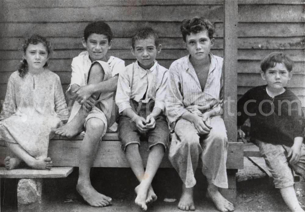 1934 Royal, Curtis Currly, Walter Brown, Doug