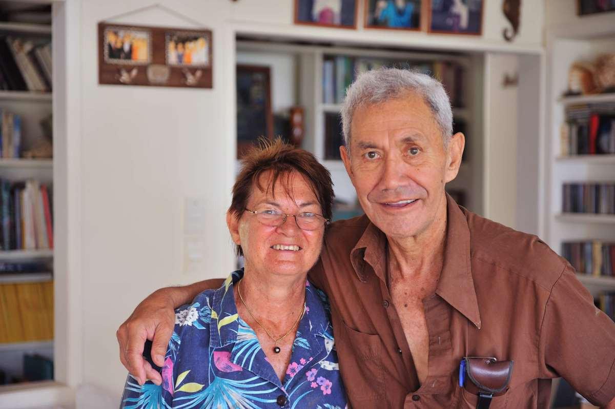 Betty & Tom Christian