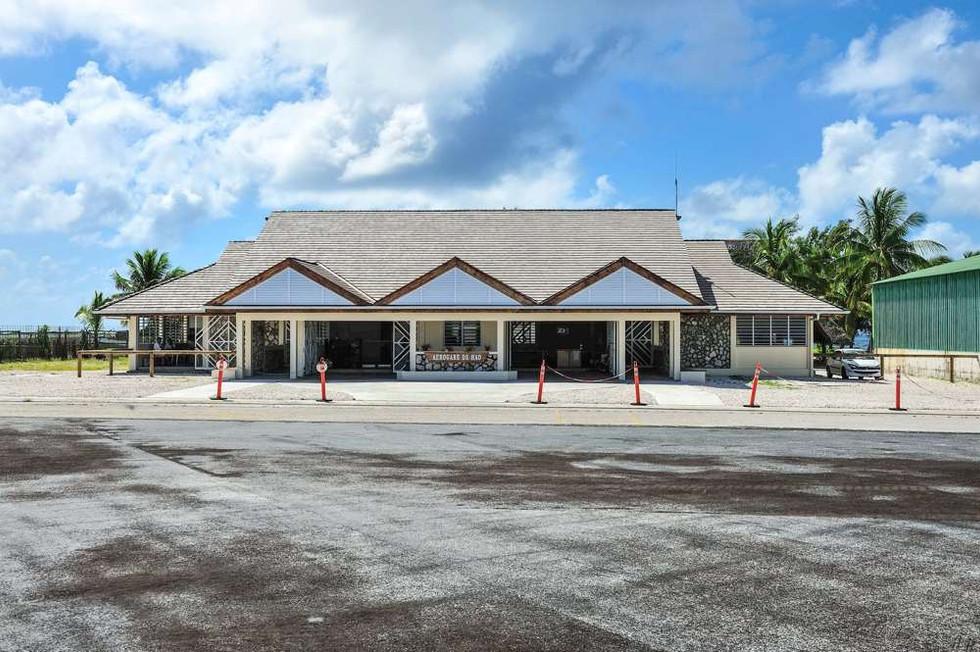 Hao Airport, Tuamotu