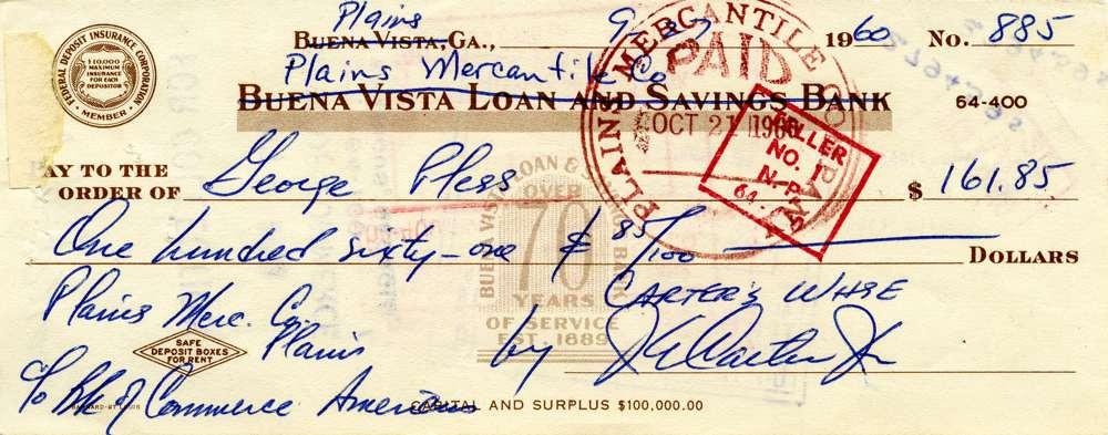 1960 Sept 27 Jimmy Carter