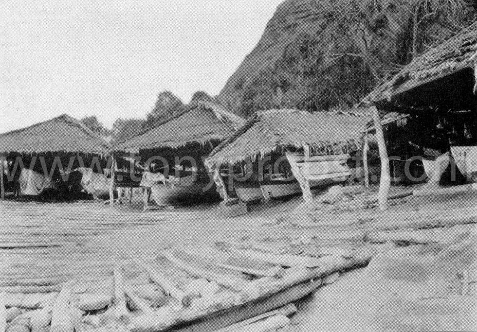 1938 The Landing at Bounty Bay