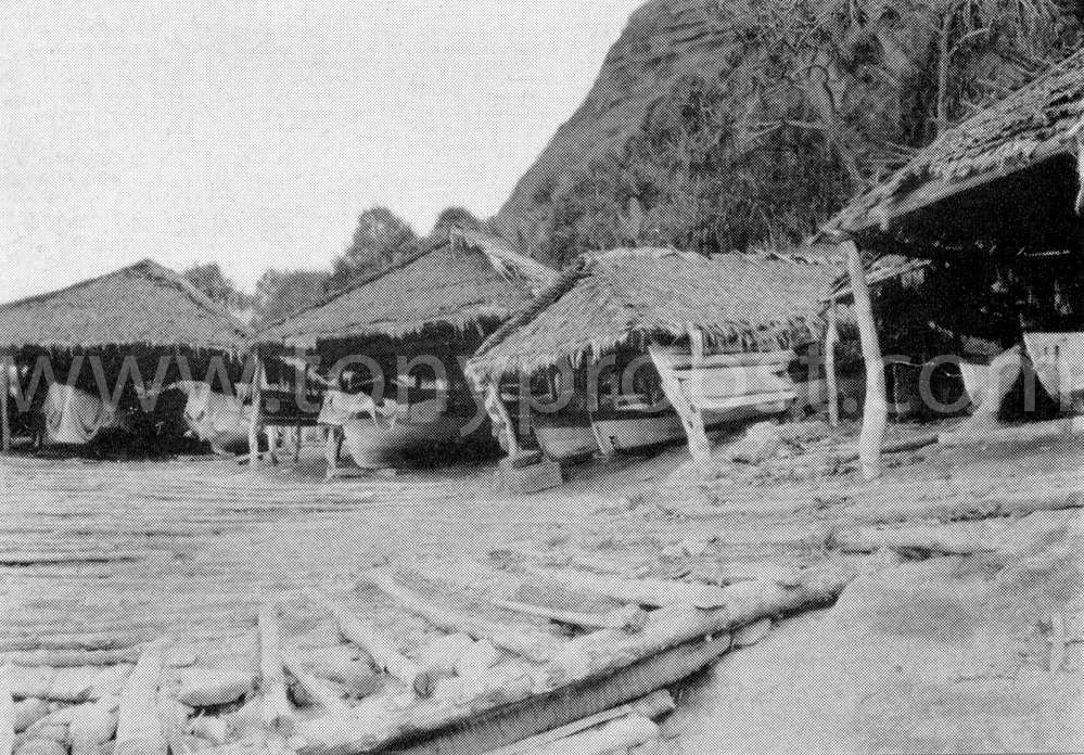 1938 The Landing at Bounty Bay