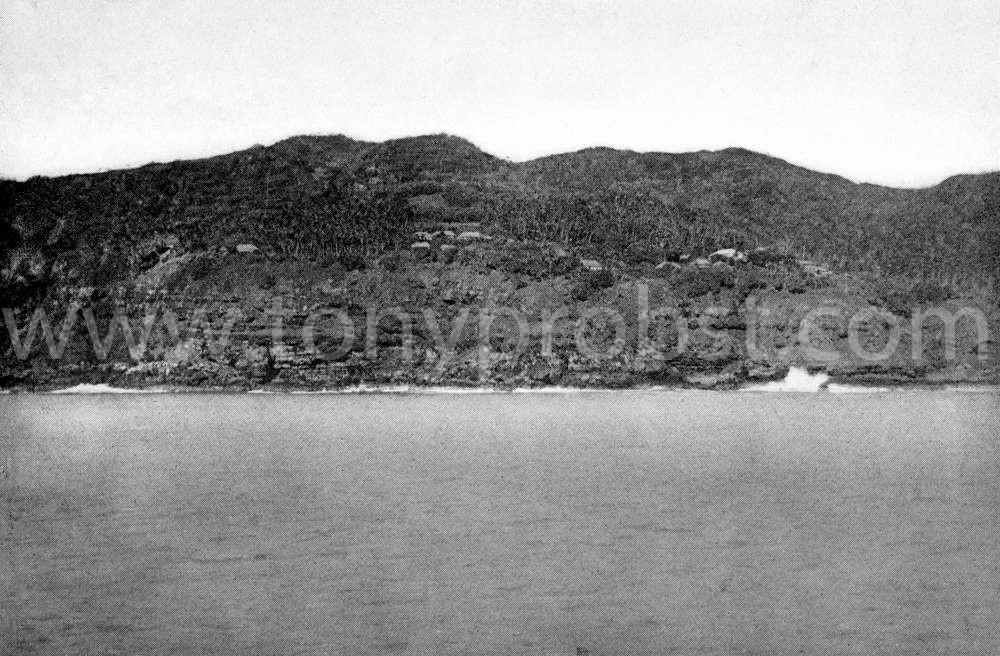1923 Adamstown, Pitcairn Island