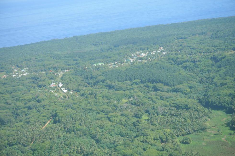 Teenui village