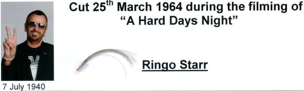1971, May 27 Ringo Starr hair