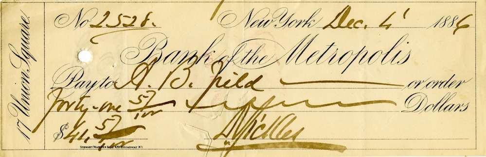 1886 Dec 4 Daniel Edgar Sickles